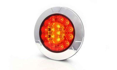 LED Bakljus - Position, Broms, Blinkers - W131